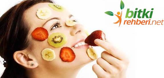 Cildi Güzelleştiren Sebze ve Meyveler